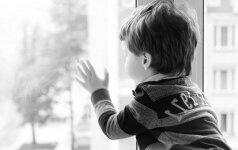 Vieniši vaikai ligoninėse – kas jai pasirūpins?