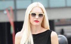 44 -erių Gwen Stefani vėl tapo mama paaiškėjo vaiko vardas