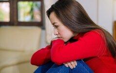Hormoninis sutrikimas, kuris dažniausiai išsivysto 30-40 metų moterims