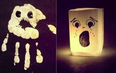 Helovino belaukiant: 3 idėjos FOTO