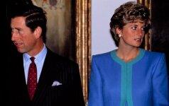 Atskleista, kaip princesė Diana sužinojo apie vyro romaną su Camilla