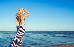 Plaukams – nuo kaitrios saulės saugančios ir drėkinančios priemonės. Laimėkite!