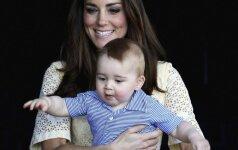 Karališkojo kūdikio metai: 20 įspūdingiausių nuotraukų FOTO