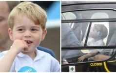 Mažasis princas artėjančio gimtadienio proga sulaukė įspūdingo siurprizo (FOTO)