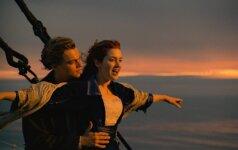 """Paviešinti paskutiniai """"Titaniko"""" kadrai, kurių niekas niekada nematė"""