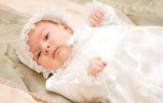 """""""Pypliukas"""": kaip patiems tėveliams susiorganizuoti krikštynų šventę"""