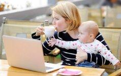 4 mamų tipai, su kuriais vaikui nesaldu augti