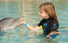 Tiesa ir mitai apie delfinų terapiją