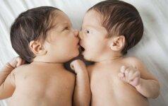 Tris dvynių poras pagimdžiusi moteris vėl nėščia: kas gims šįkart?