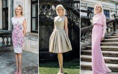 Naujausia Audronės Bunikienės kolekcija – elegantiškai, gyvenimą mylinčiai moteriai (FOTO)