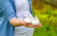 19 nėštumo savaitė: stebėk savo kūną ir nepervark