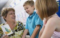 Ko tėvai klausia darželio auklėtojos, o kas išties turėtų rūpėti