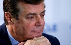 Экс-глава штаба Трампа получил $17 млн от партии Януковича