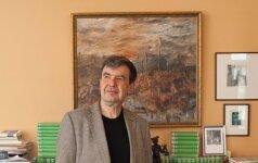Vytautas Ališauskas: turiu savo versiją to, kas iš tiesų pavaizduota šiame kūrinyje