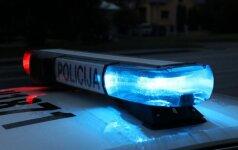 За рулем задержана пьяная сержант литовских ВВС