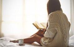 Apie knygas, kurios persismelkia per odą, įlenda vidun ir ilgai neduoda ramybės...