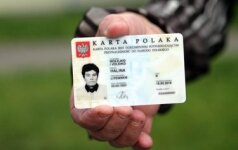 Половина карт поляка в мире выдана гражданам Беларуси
