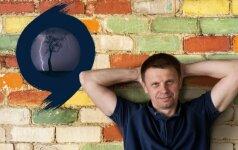 Rolandas Kazlas: jeigu aš būčiau klausęs kitų žmonių, būčiau degradavęs