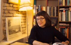Giedrė Kadžiulytė: norint išleisti gerą knygą, neužtenka rasti talentingą autorių