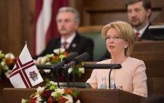 Спикер Сейма Латвии: войска США в странах Балтии - решающий фактор обеспечения безопасности