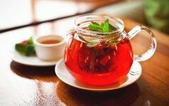 5 liekninamosios arbatos - per savaitę 5 kg