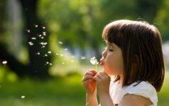 Kaip padaryti, kad vaikus valdytų pozityvus protas