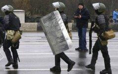 В Минске прошли массовые задержания