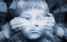 Norite pamatyti, kaip iš tiesų jaučiasi autistas vaikas? VIDEO