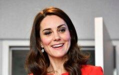 Paaiškėjo: Kate Middleton laukiasi trečiojo vaikelio