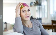 Kūno pokyčiai, kurie signalizuoja apie vėžį