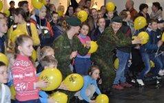 Klaipėdos moksleiviai susibūrė, kad pasipriešintų patyčioms