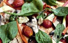 Veganiška pica