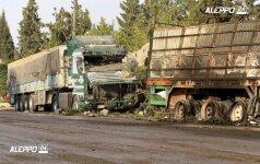 ООН не нашла вины России в обстреле гуманитарной колонны под Алеппо