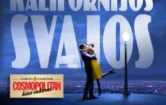 Šiandien – COSMO kino vakarai su filmo KALIFORNIJOS SVAJOS išankstine premjera