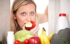 Ką valgyti, jei planuojate vaikus TOP 10 maisto produktų