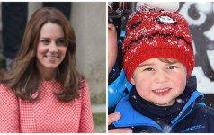 K. Middleton atskleidė, kaip jos mažasis princas kreipiasi į karalienę