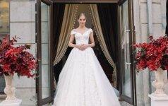 Egidijaus Dragūno mylimoji Kotryna prisimatavo vestuvinę suknelę