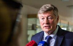 Комитет Сейма Литвы предложит выделить Департаменту госбезопасности 2 млн. евро