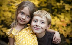 Kaip užauginti sveiką ir laimingą vaiką