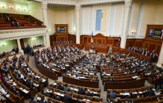 Делегация парламентов Литвы и России посетит Раду