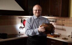 Tarptautinės įmonės vadovas apie virtuvę: čia gali būti ir vyrų teritorija