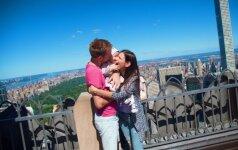 Laura Mazalienė – apie kelionę su mažu vaiku į nedraugišką šeimoms Niujorką