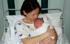 Patarimai, kaip po gimdymo nepamesti galvos