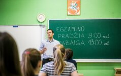 Mokytoja pratrūko: ministre, padarykite namų darbus