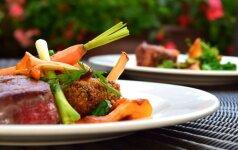 Pasitikrink, ar moki valgyti: auksinės taisyklės prie pietų stalo