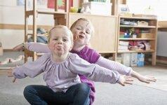 Koks vaiko amžius yra geriausias pradėti lankyti darželį?
