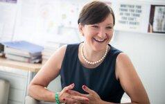 Dr. Austėja Landsbergienė: geri pažymiai mokykloje negarantuoja sėkmingos vaiko ateities