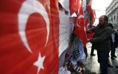 Турция отказалась менять законы о терроризме