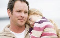 Mirštantis tėvas dukrai paliko patarimų sąrašą