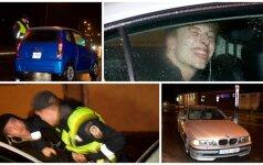 Ночной рейд в Вильнюсе: пьяный сын комиссара Вербы